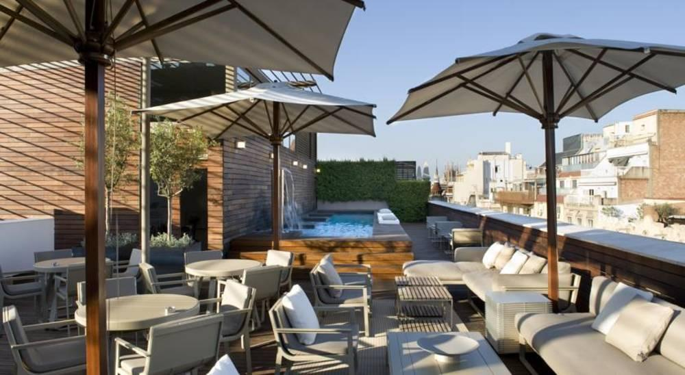 Holidays at Omm Hotel in Eixample, Barcelona