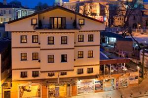Holidays at Saint Sophia Boutique Hotel in Istanbul, Turkey