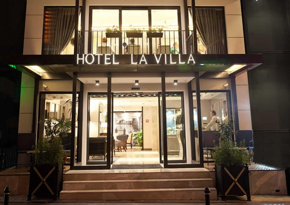 Holidays at La Villa Hotel in Istanbul, Turkey