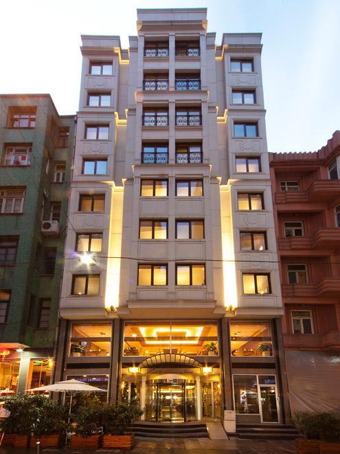 Lamartine hotel istanbul turkey book lamartine hotel online for Istanbul taksim hotels
