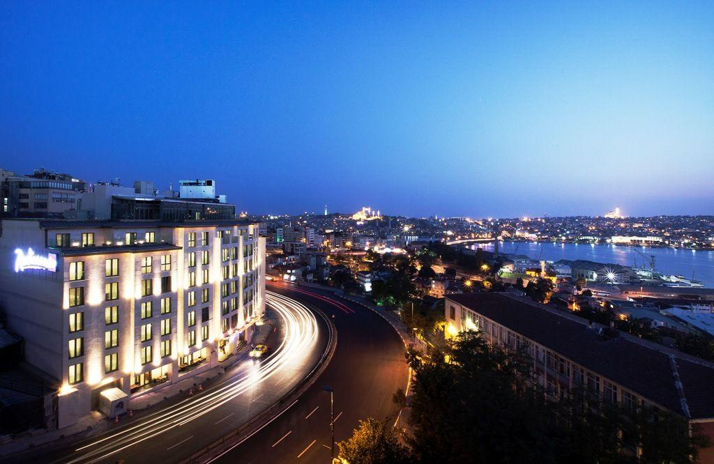 Holidays at Radisson Blu Hotel Istanbul Pera in Istanbul, Turkey