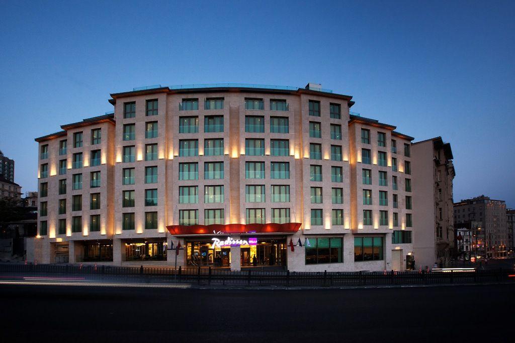 Radisson blu hotel istanbul pera istanbul turkey book for Istanbul taksim hotels