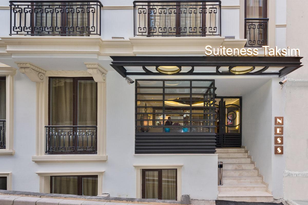 Suiteness taksim hotel istanbul turkey book suiteness for Istanbul taksim hotels