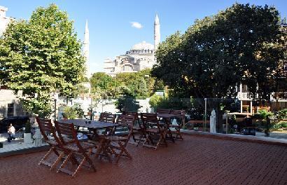 Holidays at Hagia Sophia Hotel Istanbul Old City in Istanbul, Turkey