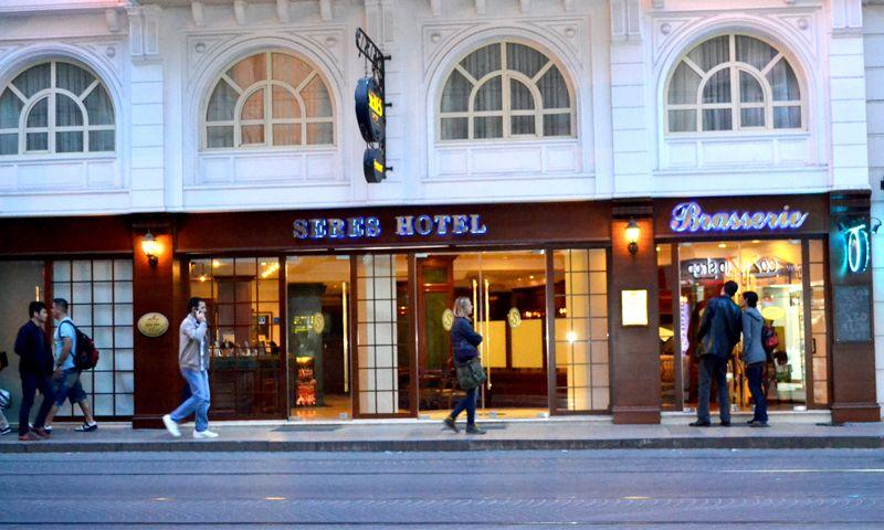 Holidays at Seres Hotel in Istanbul, Turkey