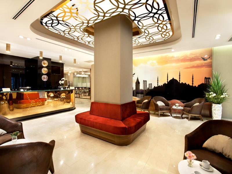 Holidays at Sorriso Hotel in Istanbul, Turkey