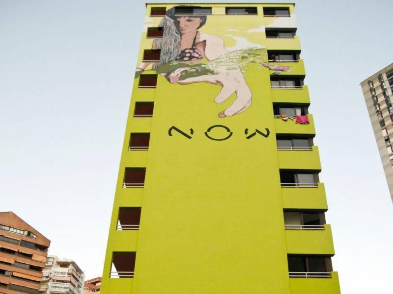 Now Benidorm Apartments, Benidorm, Costa Blanca, Spain ...
