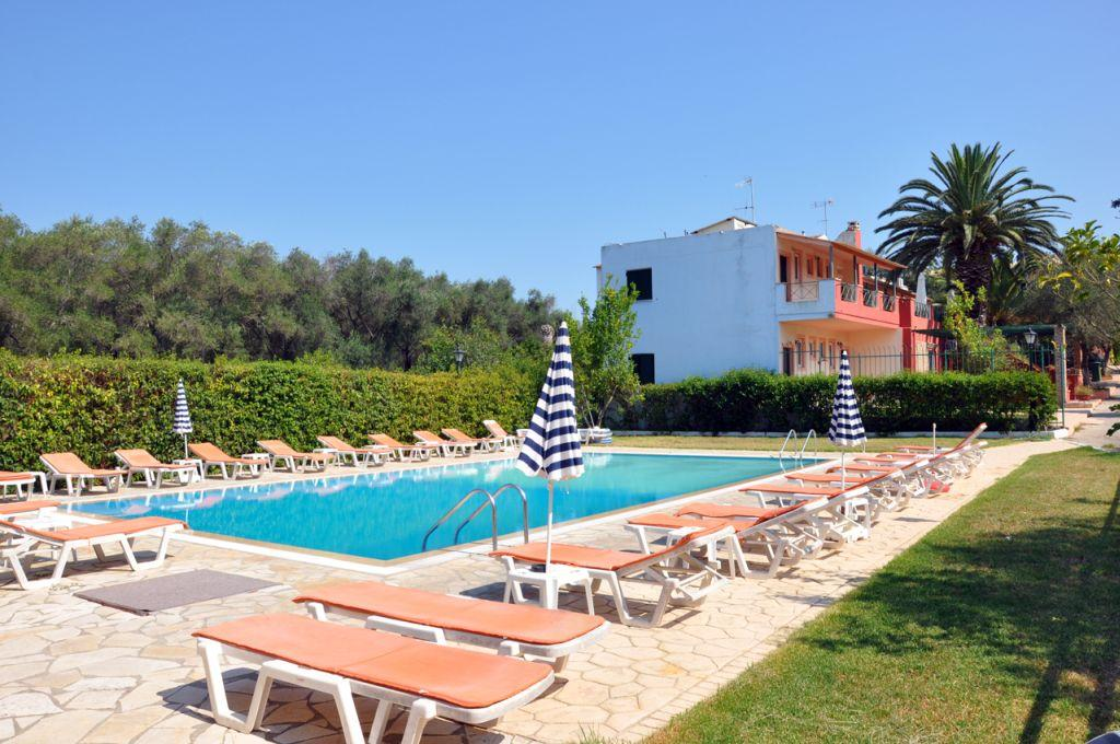 Holidays at Island Hill Hotel in Kavos, Corfu