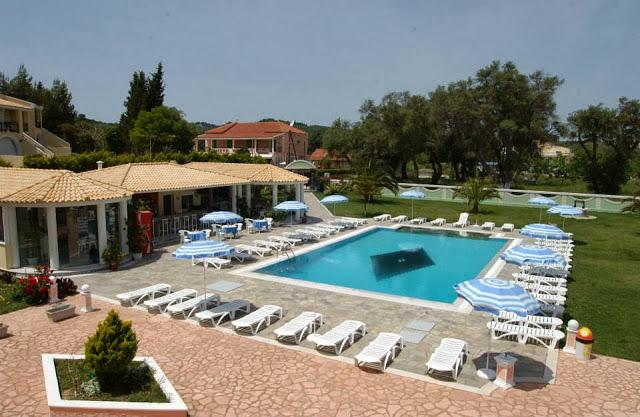 Holidays at South Coast Aparthotel in Kavos, Corfu