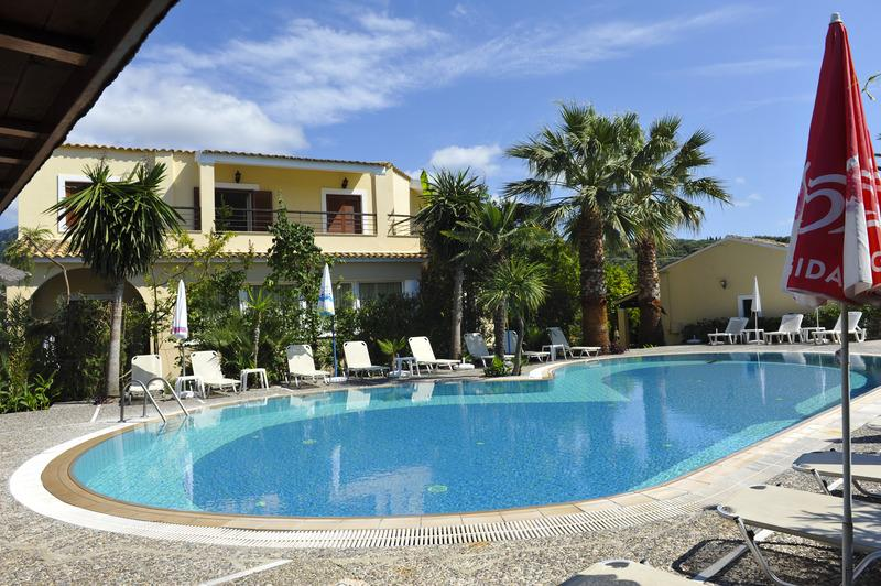 Holidays at Ilena Hotel Apartments in Acharavi, Corfu