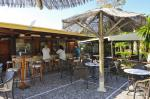 Outdoor Bar at Ilena Hotel Apartments