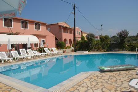 Holidays at Villa Valia Apartments in Acharavi, Corfu