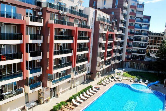 Holidays at Admiral Plaza Complex in Sunny Beach, Bulgaria