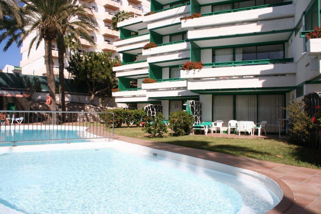 Holidays at Maba Playa Apartments in Playa del Ingles, Gran Canaria