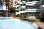 Swimming Pool at Maba Playa Apartments