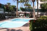 Swimming Pool and Sun Terrace at Maba Playa Apartments