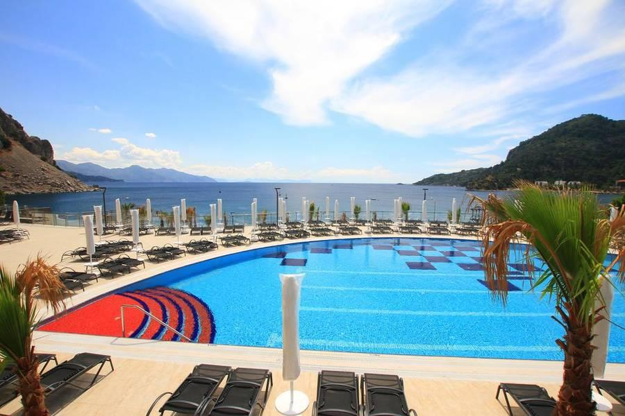 Holidays at Turunc Premium Hotel in Turunc, Dalaman Region