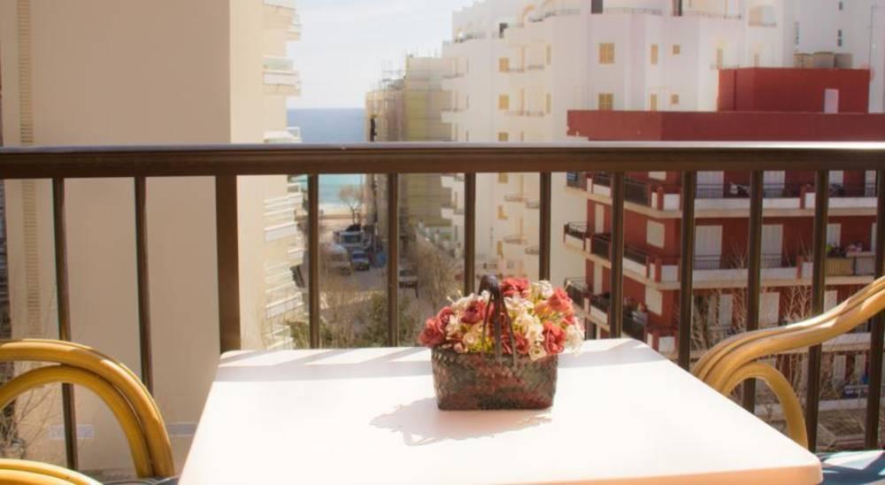 Holidays at Monac Beach Apartments in Cala Millor, Majorca