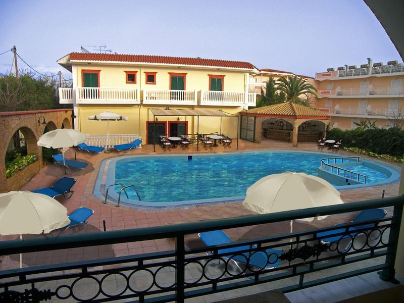 Holidays at Gioie Di Mare Hotel in Laganas, Zante