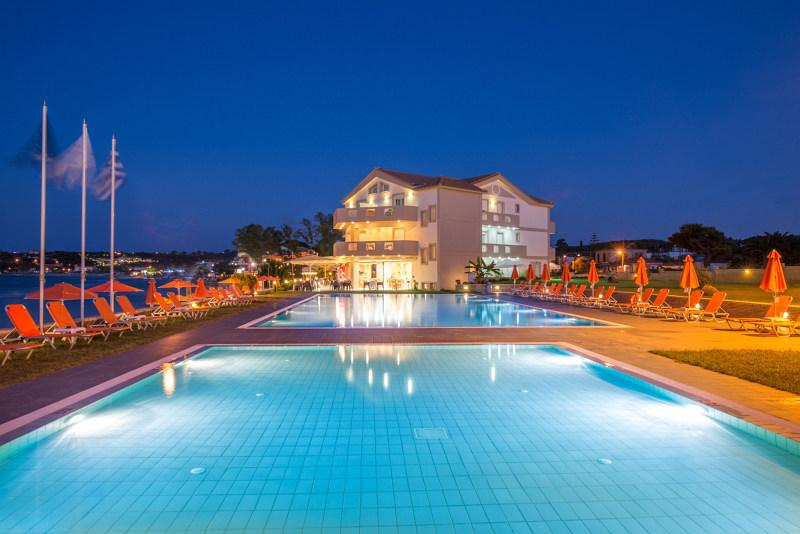 Holidays at Al Mare Hotel in Tsilivi, Zante