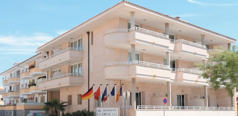 Holidays at Es Trenc Apartments in Colonia Sant Jordi, Majorca