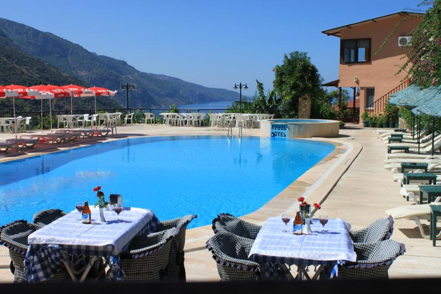 Holidays at Aygul Hotel in Olu Deniz, Dalaman Region