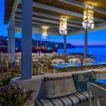 Holidays at Delfini Beach Hotel in Rethymnon, Crete