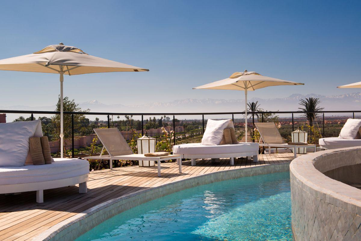 Luxury Spa Holidays In Morocco