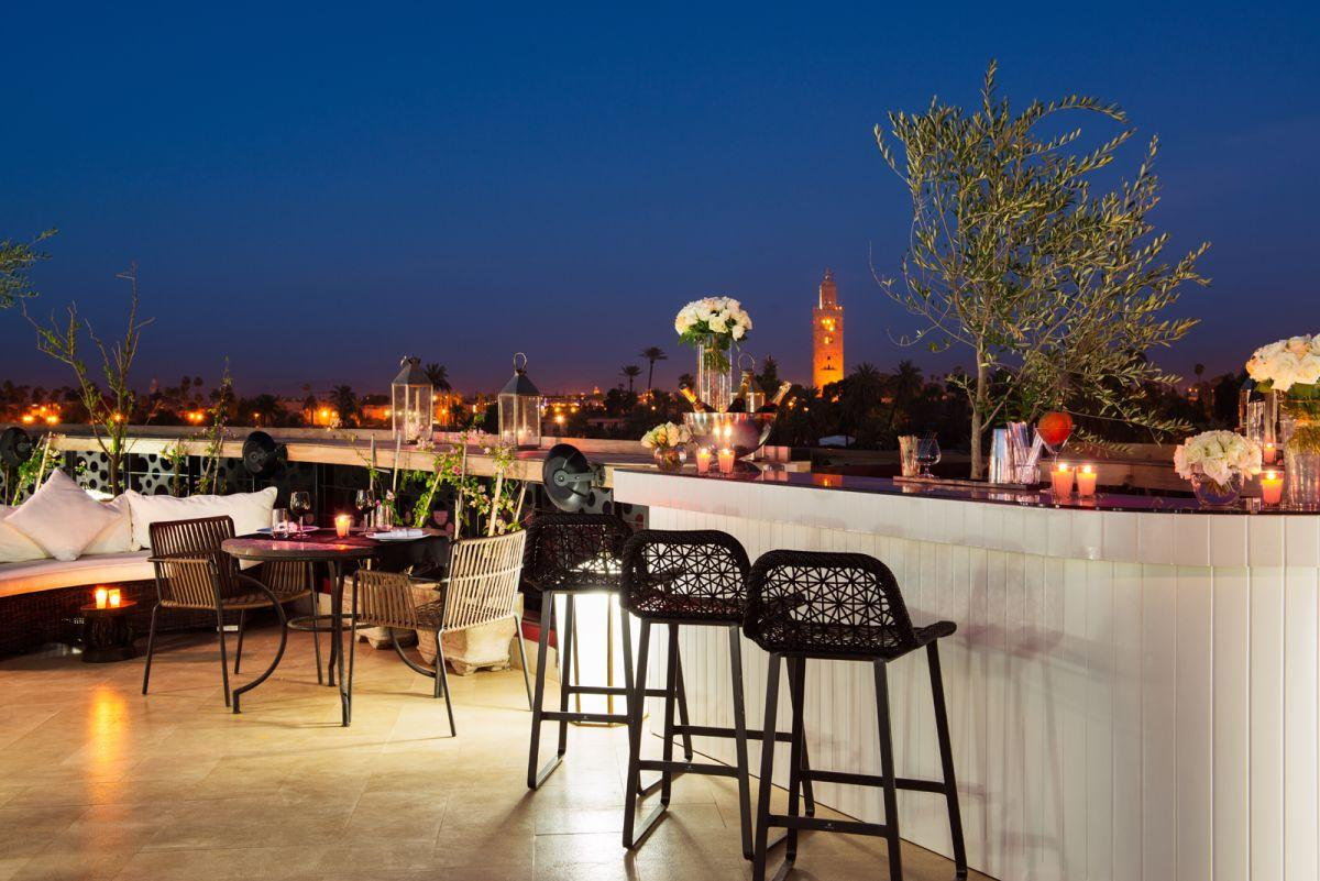 Hotel The Pearl Marrakech