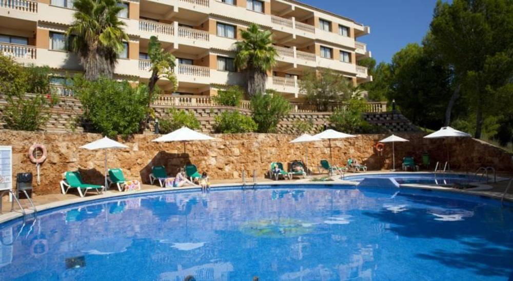 Holidays at Sunna Park Apartments in Paguera, Majorca
