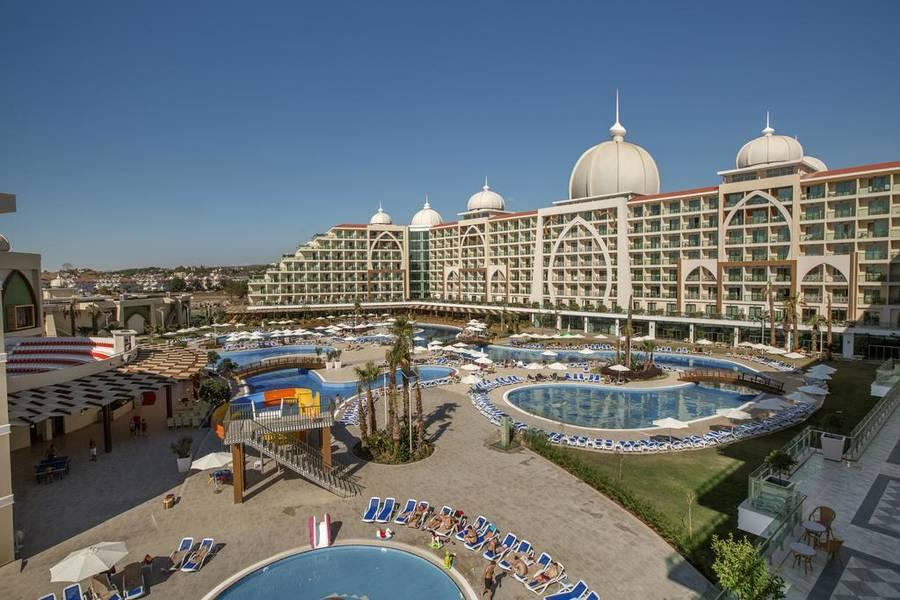Holidays at Xafira Deluxe Resort in Turkler, Konakli