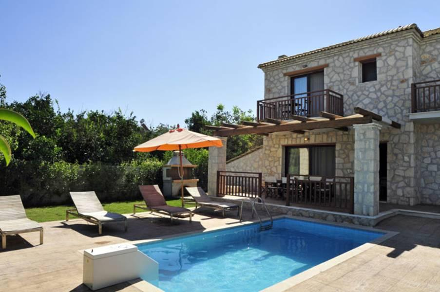 Holidays at Azure Luxury Villas in Tsilivi, Zante