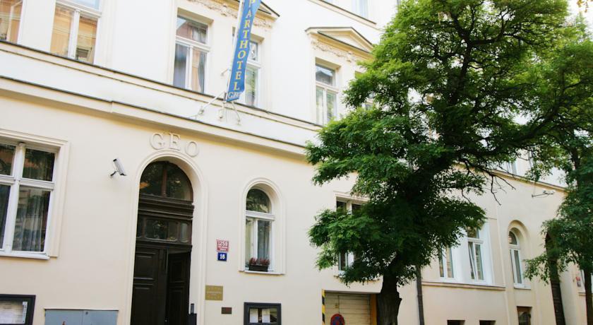 Holidays at Geo Aparthotel in Prague, Czech Republic