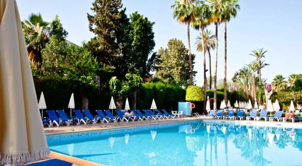 Holidays at Chems Hotel in Marrakech, Morocco