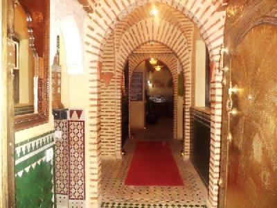 Holidays at Riad Boutouil in Marrakech, Morocco
