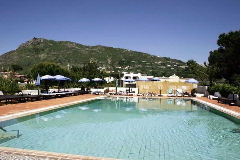 Holidays at Al Bosco Hotel in Ischia, Neapolitan Riviera