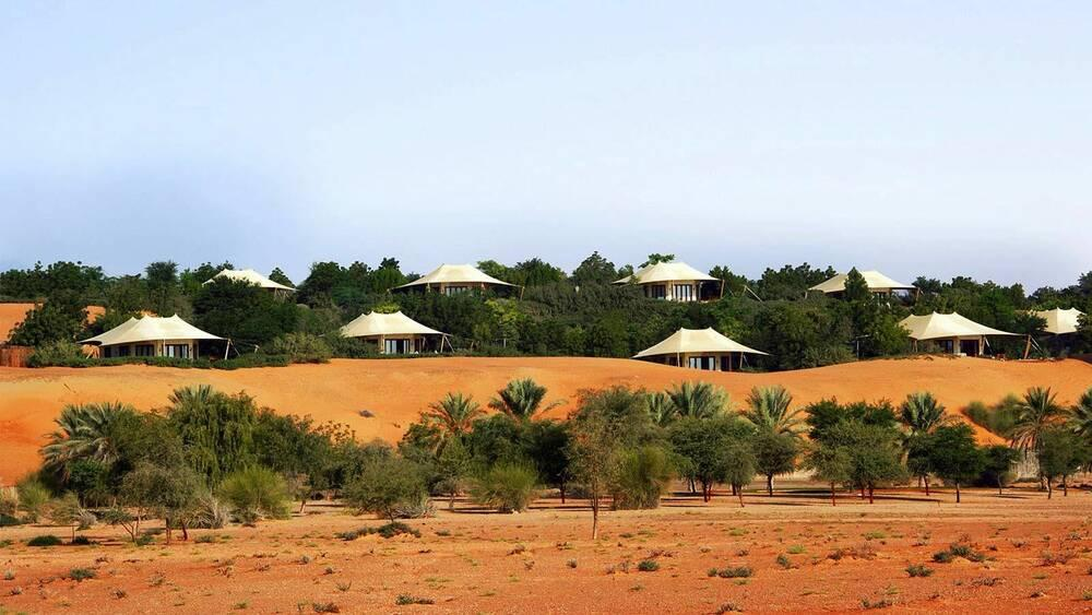 Holidays at Al Maha Desert Resort and Spa in Al Maha Resort, Dubai