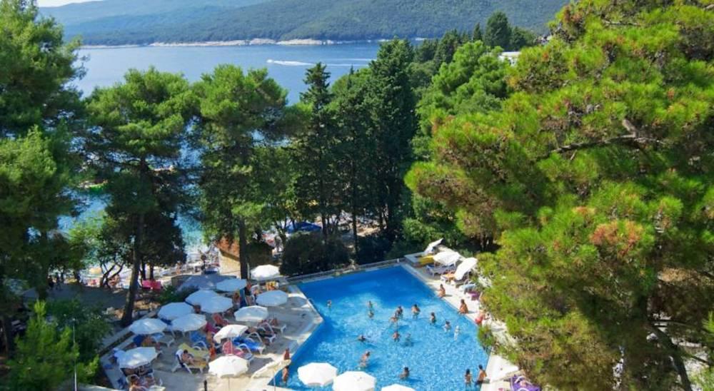 Holidays at Marina Hotel in Rabac, Croatia