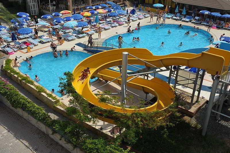 Holidays at Caretta Relax Hotel in Konakli, Antalya Region