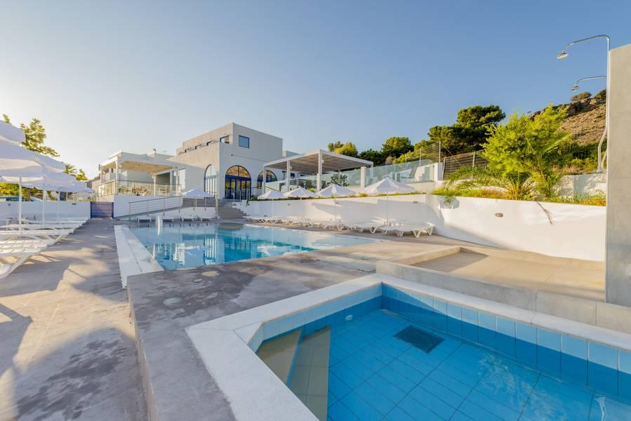 Holidays at Eagles Nest in Pefkos, Rhodes