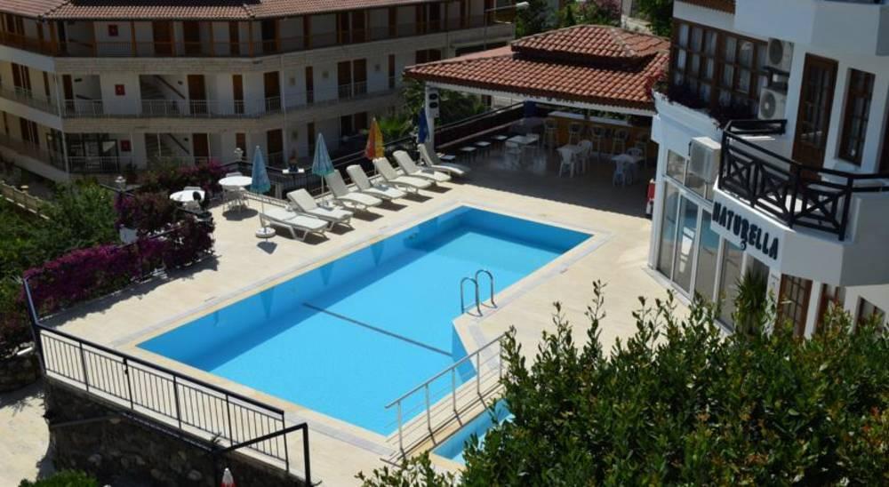 Holidays at Naturella Hotel in Kemer, Antalya Region