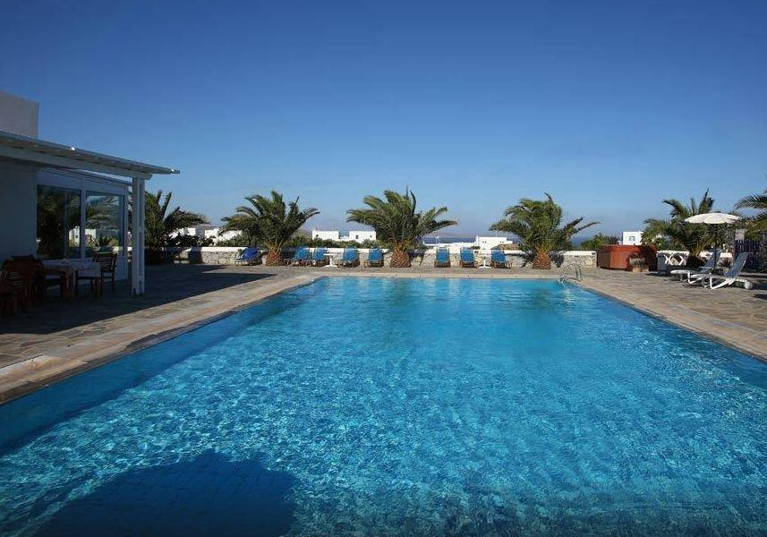 Holidays at New Aeolos Hotel in Mykonos Town, Mykonos