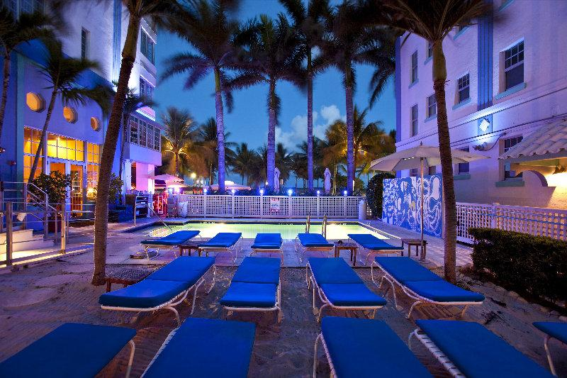 Holidays at Park Central Hotel in Miami Beach, Florida