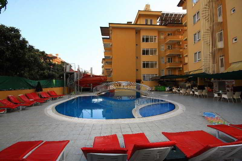 Holidays at Rose Garden Aparthotel in Alanya, Antalya Region