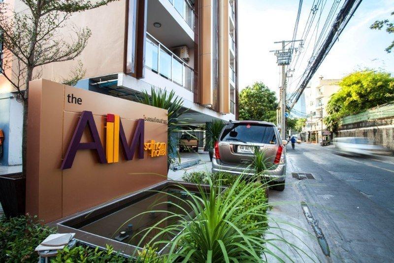 Holidays at The Aim Sathorn Hotel in Bangkok, Thailand