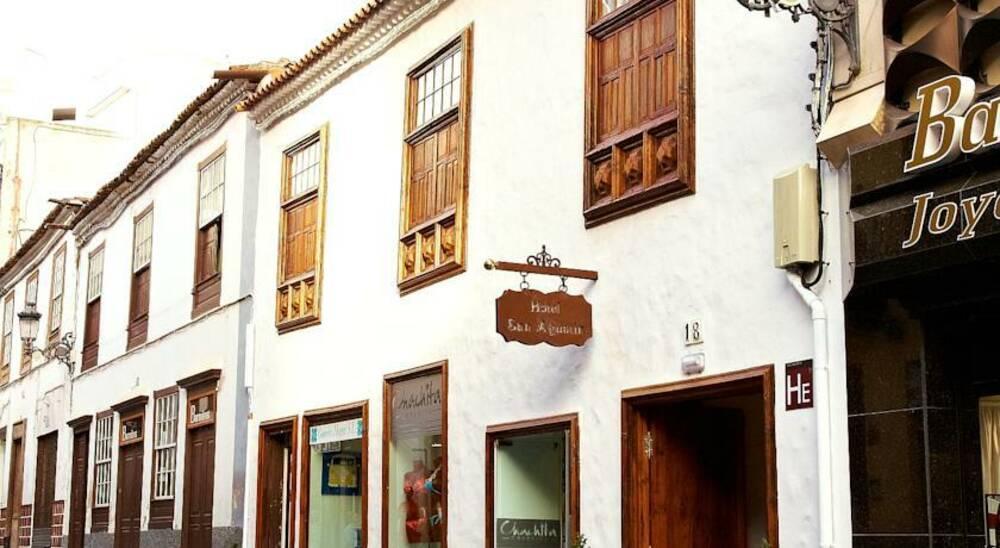 Holidays at Emblematico San Agustin Hotel in Icod de los Vinos, Tenerife