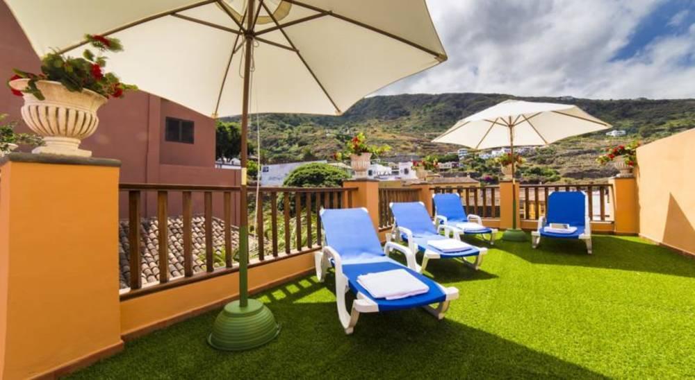 Holidays at Emblematico San Marcos Hotel in Icod de los Vinos, Tenerife