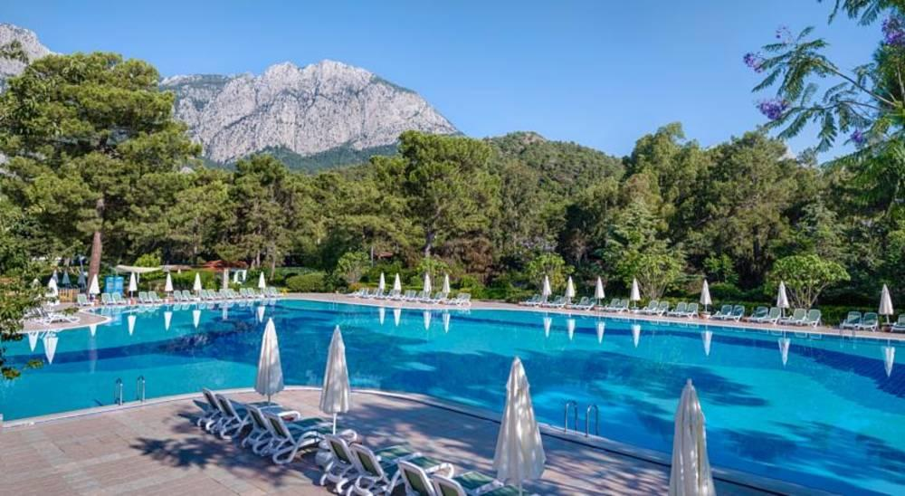 Holidays at Ma Biche Hotel & Thalasso in Goynuk, Kemer
