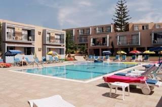 Holidays at Eleana Hotel Apartments in Ayia Napa, Cyprus