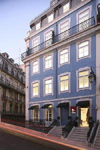 Holidays at Lx Boutique Hotel in Lisbon, Portugal